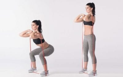 Best at Home Workouts Using Only Bands