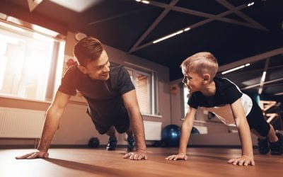 Five Ways To Help Your Kids Get In Shape
