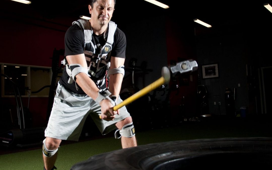 Meet Jesse Nicassio: Fitness and Athletic Equipment Professional
