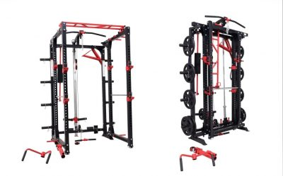 Workouts With Our Foldable Rack